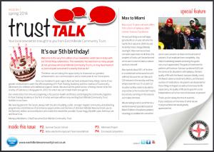 1st Newsletter 2014