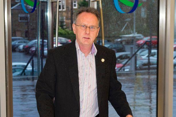 John Alexander Clyde FC Chairman