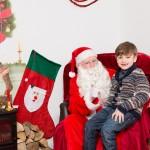 Santa and Keiryn
