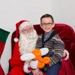 Santa and Logan