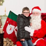 Santa and Keiran