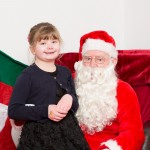 Santa and Olivia