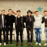 Rewind and the Rangers football players