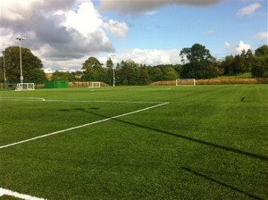 Our fantastic pitch