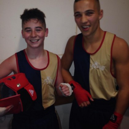 boxing fundraiser for max